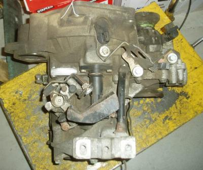 2001 vw jetta 2.0 manual transmission